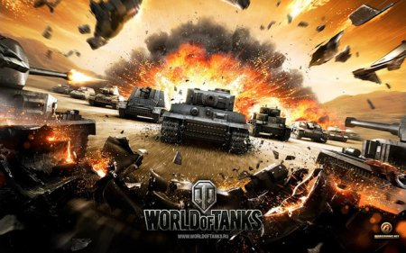 World of Tanks номинирован на Golden Joystick